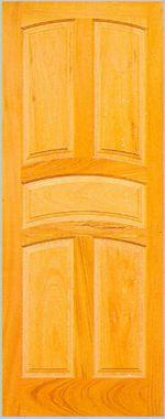 Porta de Madeira Maciça em Angelim Pedra - ref062