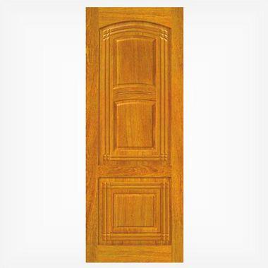 Porta de Madeira Maciça em Angelim Pedra - ref144