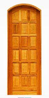 Porta de Madeira Maciça Imperial em Angelim Pedra - ref0140