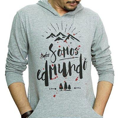 Camiseta masc Edmundo - Nárnia