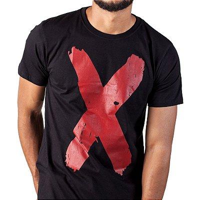 Camiseta Masc. Marcados pelo Sangue