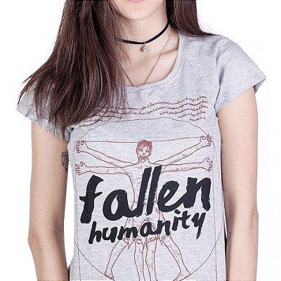 Camiseta Fem. Fallen Humanity