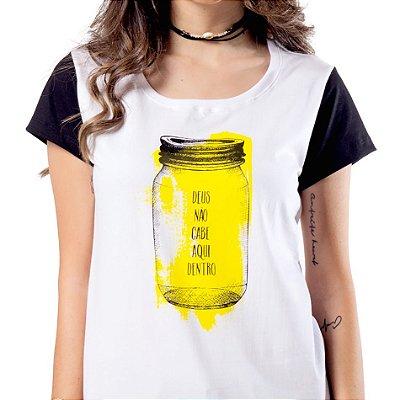 Camiseta Fem Pote