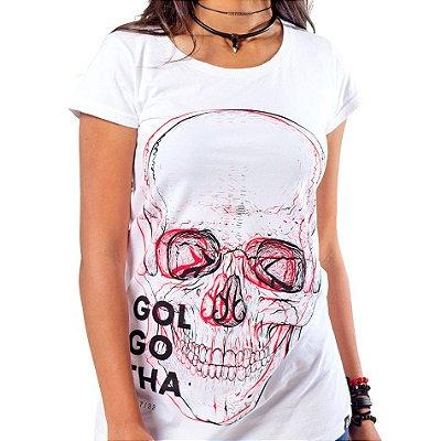Camiseta Fem Golgotha
