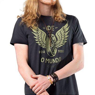 Camiseta masculina Ide