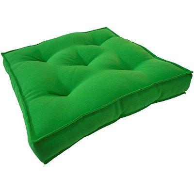 Almofada Futton Zabuton 42x42cm - Verde
