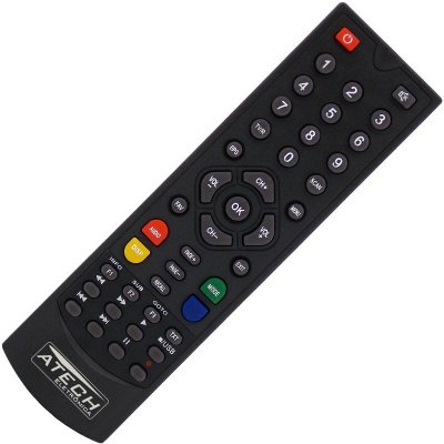 Controle Remoto Conversor Digital Zinwell ZBT-650N