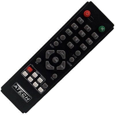 Controle Remoto Receptor Century Nano Box / PR2010 / PR2012 / PR2020S / PR2022 / BR2014