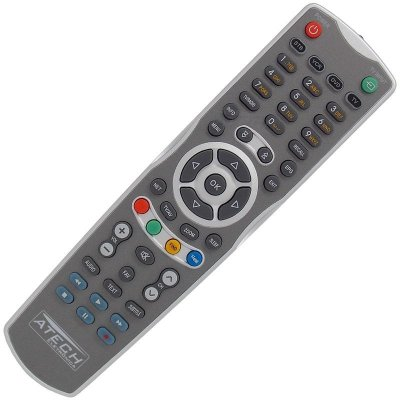 Controle Remoto Receptor Tocomnet One HD