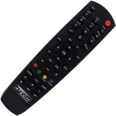 Controle Remoto Receptor Tocomsat Combate HD / Cine HD
