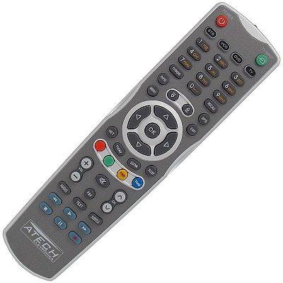 Controle Remoto Receptor Tocomsat Phoenix HD