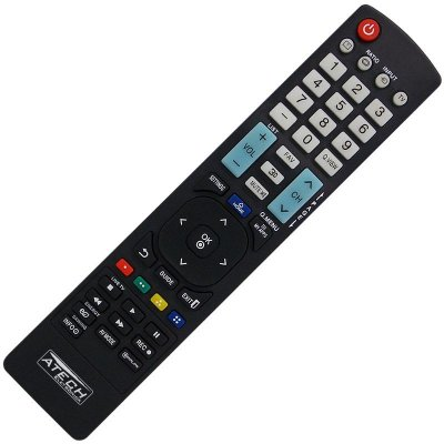 Controle Remoto TV LCD / LED LG AKB73615319 /  42LM6200 / 47LM6200 / 55LM6200 / 65LM6200 / 42LM6210 / 47LM6210 / 55LM6210 / ETC