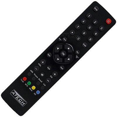 Controle Remoto TV LCD / LED Philco RC3000M01