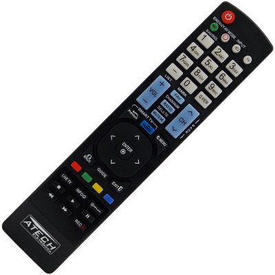 Controle Remoto TV LCD / LED / Plasma LG AKB73275616 (Smart TV)
