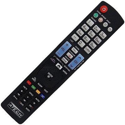 Controle Remoto TV LED LG Smart TV AKB74115501