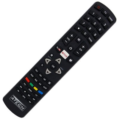 Controle Remoto TV LED Toshiba CT-8505 / 32L2600 / 40L2600