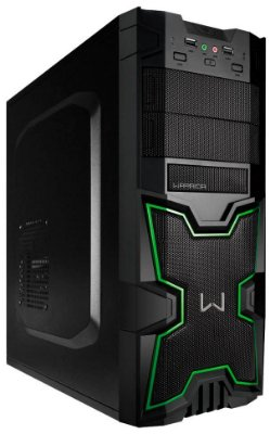 GABINETE MULTILASER WARRIOR GAMER GA154