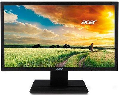 "MONITOR ACER 21.5"" LED FULL HD HDMI/VGA/DVI V226HQL"
