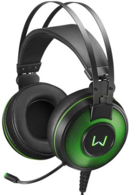 HEADSET MULTILASER WARRIOR RAIKO GAMER 7.1 PH259