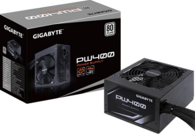 FONTE GIGABYTE 400W 80PLUS WHITE GP-PW400
