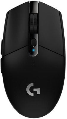 MOUSE GAMER LOGITECH G305 HERO LIGHTSPEED SEM FIO 12000DPI