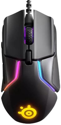 MOUSE GAMER STEELSERIES RIVAL 600 12000DPI
