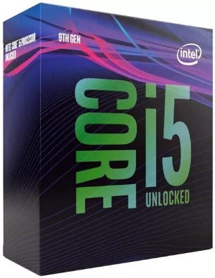 PROCESSADOR INTEL CORE i5 9600K COFFEE LAKE LGA1151