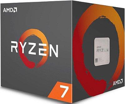 PROCESSADOR AMD RYZEN 7 2700 3.2GHZ 20MB CACHE AM4