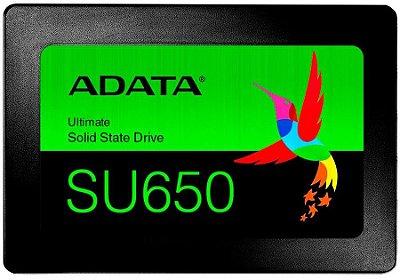 SSD ADATA 120GB SU650 SATA III  ASU650SS-120GT-R