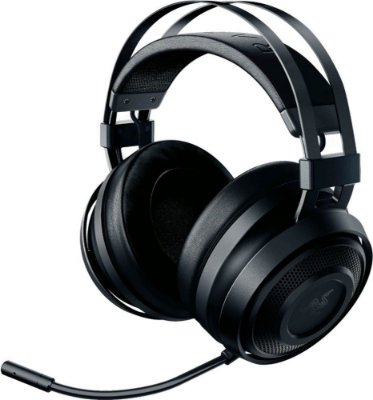 HEADSET RAZER NARI ESSENTIAL WIRELESS GAMER RZ04-02690100-R3U1