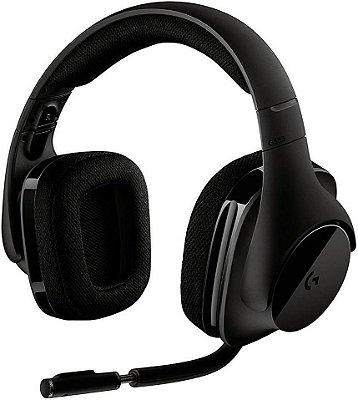 HEADSET LOGITECH G533 7.1 WIRELESS GAMER 981-000633
