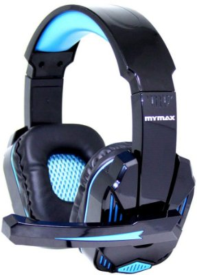 HEADSET MYMAX ULTIMATE 5.1 BLUE GAMER MHP-SP-X9/BKBL