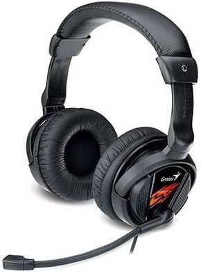 HEADSET GENIUS GAMER HS-G500V