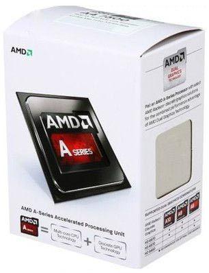PROCESSADOR AMD A4 7300 DUAL CORE 3.8GHZ 1MB CACHE FM2