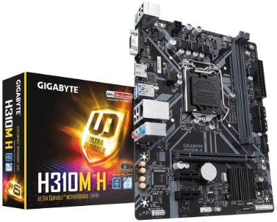 PLACA MÃE GIGABYTE H310M H DDR4 LGA1151