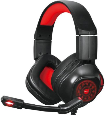 HEADSET DAZZ SOUL DARKNESS 7.1 GAMER 625127