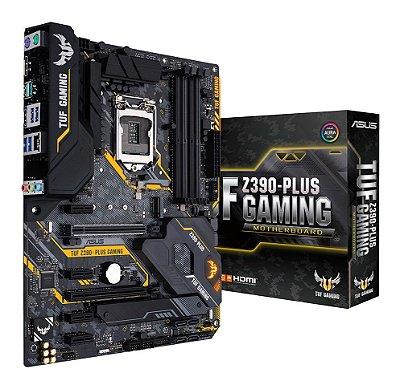 PLACA MÃE ASUS TUF Z390-PLUS GAMING DDR4 LGA1151