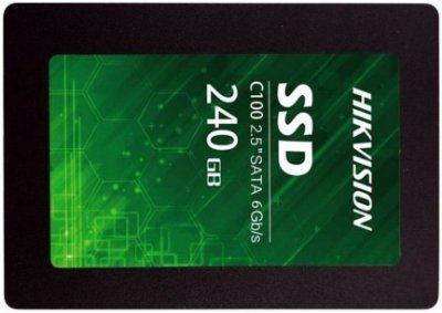 SSD HIKVISION 240GB SATA III HS-SSD-C100/240G