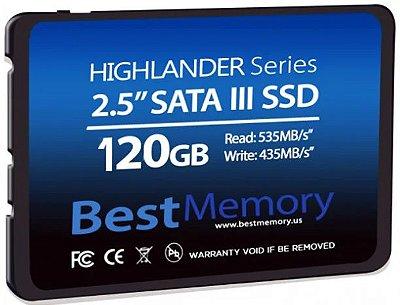 SSD 120GB BEST MEMORY SATA III BTSDA-120G-535