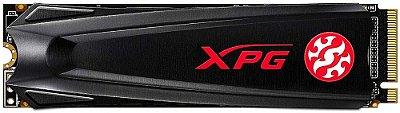 SSD ADATA 256GB XPG Gammix S5 M.2 NVME AGAMMIXS5-256GT-C