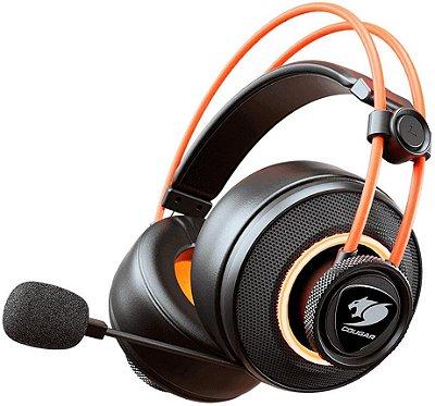 HEADSET GOUGAR IMMERSA PRO TI RGB 7.1 GAMER CGR-U50MB-710