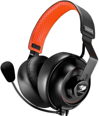 HEADSET COUGAR PHONTUM S GAMER CGR-P53NB-510