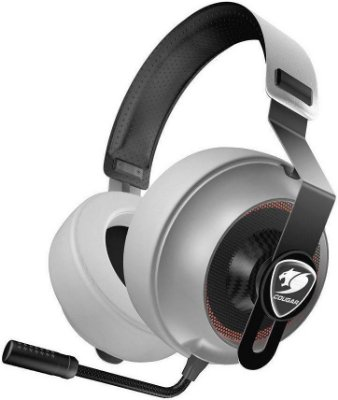 HEADSET COUGAR PHONTUM ESSENTIAL IVORY GAMER CGR-P40NW-150
