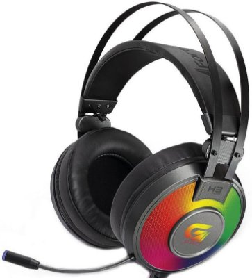 HEADSET FORTREK G PRO H3 PLUS 7.1 RGB GAMER 65907