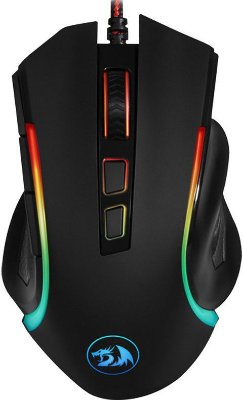 MOUSE GAMER REDRAGON GRIFFIN M607 7200DPI