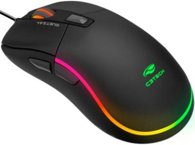 MOUSE GAMER C3TECH QUETZAL MG-510 5000DPI