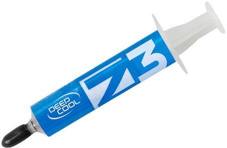 PASTA TÉRMICA DEEPCOOL Z3 CINZA 1.5G