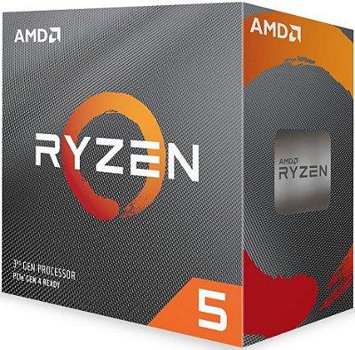 PROCESSADOR AMD RYZEN 5 3600 3.6GHZ 32MB CACHE AM4