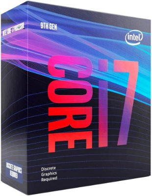 PROCESSADOR INTEL CORE I7 9700F 3.0GHZ 12MB CACHE COFFEE LAKE LGA1151