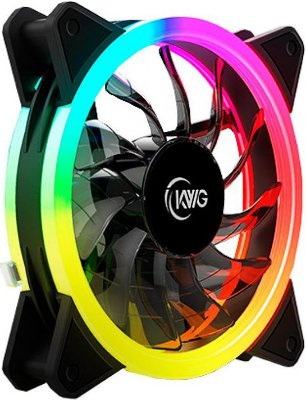COOLER FAN KWG GEMINI 120MM RGB E1-1201